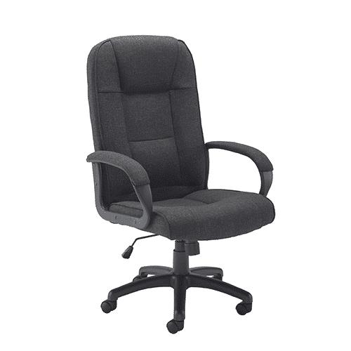 Keno Charcoal Chair