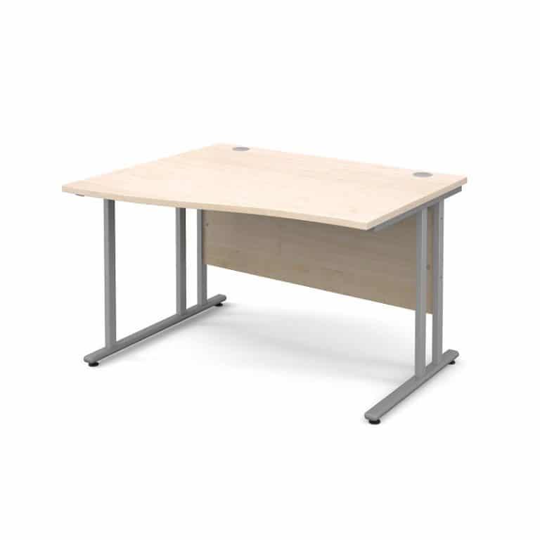Maple Wave Desks