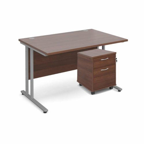Workstation Walnut