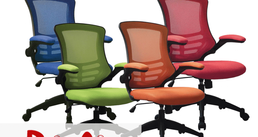 Luna Colour Office Chairs