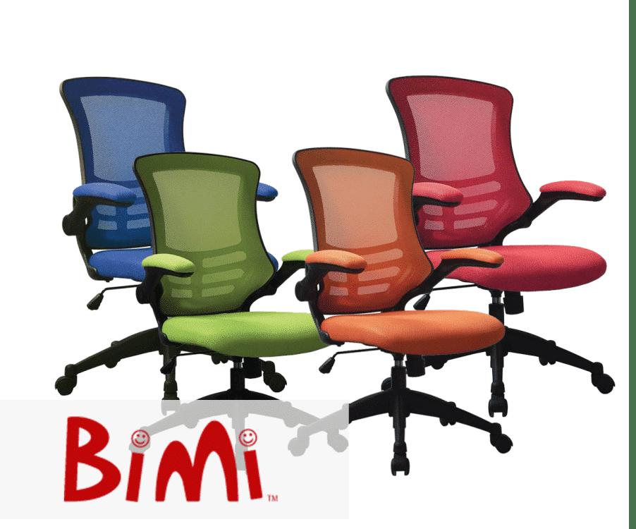 Luna Colour Office Chairs