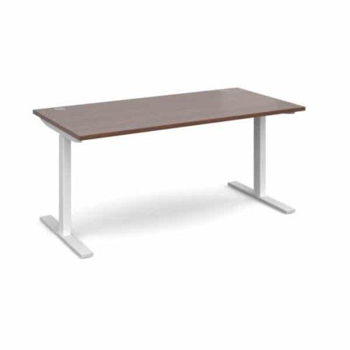 Elev8 Walnut Desk