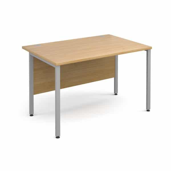 H Straight Desk
