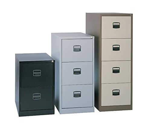 Steel Metal Filing Cabinet Options